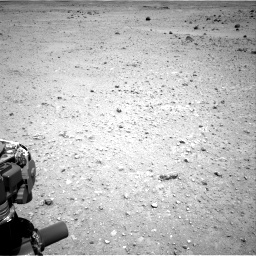 Nasa's Mars rover Curiosity acquired this image using its Right Navigation Camera on Sol 404, at drive 1346, site number 16