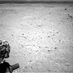 Nasa's Mars rover Curiosity acquired this image using its Right Navigation Camera on Sol 404, at drive 1382, site number 16