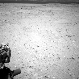 Nasa's Mars rover Curiosity acquired this image using its Right Navigation Camera on Sol 404, at drive 1400, site number 16