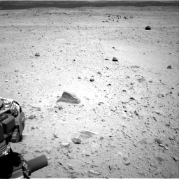 Nasa's Mars rover Curiosity acquired this image using its Right Navigation Camera on Sol 404, at drive 1496, site number 16