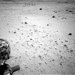 Nasa's Mars rover Curiosity acquired this image using its Right Navigation Camera on Sol 404, at drive 1502, site number 16