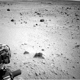 Nasa's Mars rover Curiosity acquired this image using its Right Navigation Camera on Sol 404, at drive 1544, site number 16