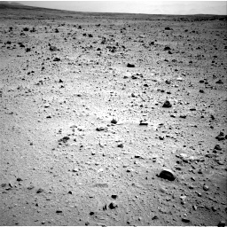 Nasa's Mars rover Curiosity acquired this image using its Right Navigation Camera on Sol 404, at drive 1550, site number 16