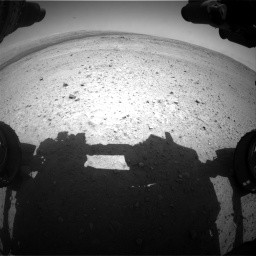 Nasa's Mars rover Curiosity acquired this image using its Front Hazard Avoidance Camera (Front Hazcam) on Sol 406, at drive 1890, site number 16