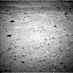 Nasa's Mars rover Curiosity acquired this image using its Left Navigation Camera on Sol 406, at drive 1680, site number 16