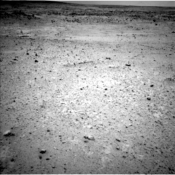 Nasa's Mars rover Curiosity acquired this image using its Left Navigation Camera on Sol 406, at drive 1782, site number 16