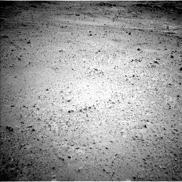 Nasa's Mars rover Curiosity acquired this image using its Left Navigation Camera on Sol 406, at drive 1800, site number 16