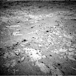 Nasa's Mars rover Curiosity acquired this image using its Left Navigation Camera on Sol 406, at drive 2100, site number 16