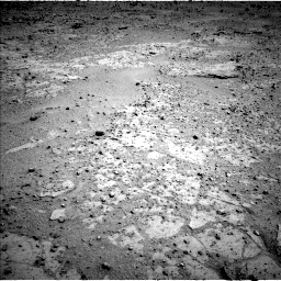 Nasa's Mars rover Curiosity acquired this image using its Left Navigation Camera on Sol 406, at drive 2120, site number 16