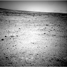 Nasa's Mars rover Curiosity acquired this image using its Right Navigation Camera on Sol 406, at drive 1722, site number 16