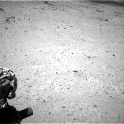Nasa's Mars rover Curiosity acquired this image using its Right Navigation Camera on Sol 406, at drive 1728, site number 16