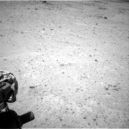 Nasa's Mars rover Curiosity acquired this image using its Right Navigation Camera on Sol 406, at drive 1746, site number 16