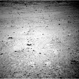 Nasa's Mars rover Curiosity acquired this image using its Right Navigation Camera on Sol 406, at drive 1836, site number 16