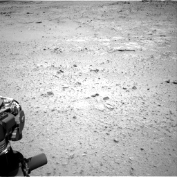 Nasa's Mars rover Curiosity acquired this image using its Right Navigation Camera on Sol 406, at drive 1962, site number 16