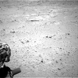 Nasa's Mars rover Curiosity acquired this image using its Right Navigation Camera on Sol 406, at drive 1980, site number 16