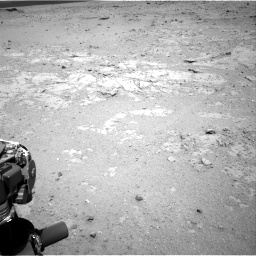 Nasa's Mars rover Curiosity acquired this image using its Right Navigation Camera on Sol 406, at drive 2094, site number 16