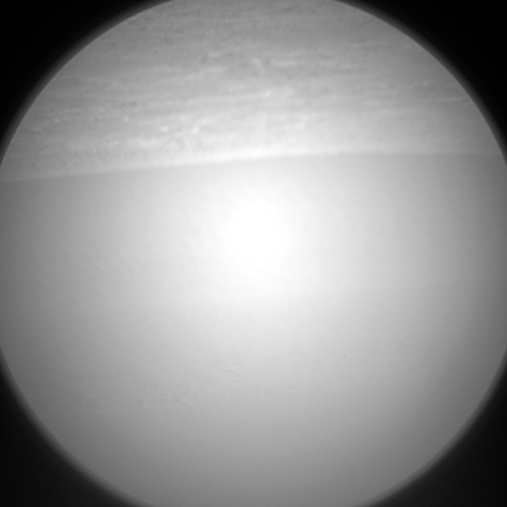 NASA's Mars rover Curiosity acquired this image using its Chemistry & Camera (ChemCam) on Sol 408