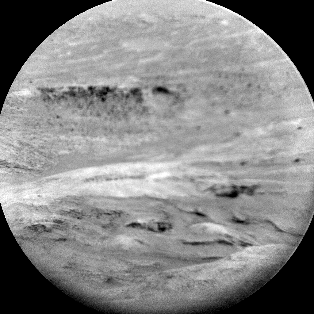 Nasa's Mars rover Curiosity acquired this image using its Chemistry & Camera (ChemCam) on Sol 408, at drive 0, site number 17