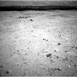 Nasa's Mars rover Curiosity acquired this image using its Left Navigation Camera on Sol 409, at drive 96, site number 17