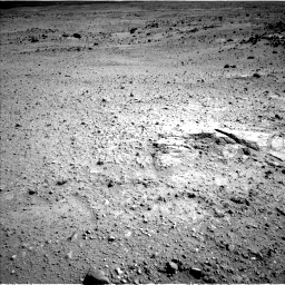 Nasa's Mars rover Curiosity acquired this image using its Left Navigation Camera on Sol 409, at drive 126, site number 17