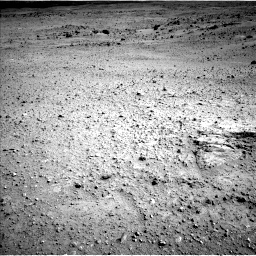 Nasa's Mars rover Curiosity acquired this image using its Left Navigation Camera on Sol 409, at drive 132, site number 17