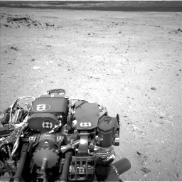 Nasa's Mars rover Curiosity acquired this image using its Left Navigation Camera on Sol 409, at drive 138, site number 17