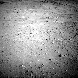 Nasa's Mars rover Curiosity acquired this image using its Left Navigation Camera on Sol 409, at drive 258, site number 17
