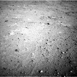 Nasa's Mars rover Curiosity acquired this image using its Left Navigation Camera on Sol 409, at drive 294, site number 17