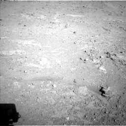 Nasa's Mars rover Curiosity acquired this image using its Left Navigation Camera on Sol 409, at drive 348, site number 17