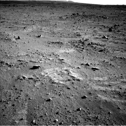 Nasa's Mars rover Curiosity acquired this image using its Left Navigation Camera on Sol 409, at drive 546, site number 17