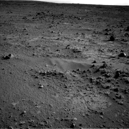 Nasa's Mars rover Curiosity acquired this image using its Left Navigation Camera on Sol 409, at drive 600, site number 17
