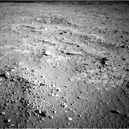 Nasa's Mars rover Curiosity acquired this image using its Left Navigation Camera on Sol 409, at drive 654, site number 17