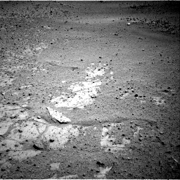 Nasa's Mars rover Curiosity acquired this image using its Right Navigation Camera on Sol 409, at drive 6, site number 17