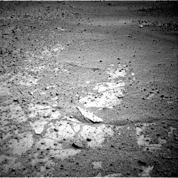 Nasa's Mars rover Curiosity acquired this image using its Right Navigation Camera on Sol 409, at drive 12, site number 17