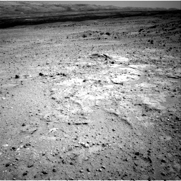 Nasa's Mars rover Curiosity acquired this image using its Right Navigation Camera on Sol 409, at drive 84, site number 17