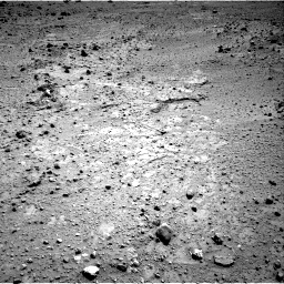 Nasa's Mars rover Curiosity acquired this image using its Right Navigation Camera on Sol 409, at drive 90, site number 17