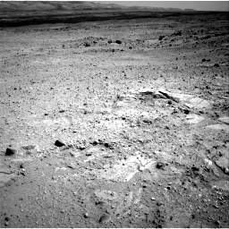 Nasa's Mars rover Curiosity acquired this image using its Right Navigation Camera on Sol 409, at drive 102, site number 17