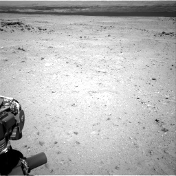 Nasa's Mars rover Curiosity acquired this image using its Right Navigation Camera on Sol 409, at drive 120, site number 17