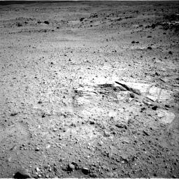 Nasa's Mars rover Curiosity acquired this image using its Right Navigation Camera on Sol 409, at drive 126, site number 17