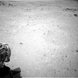 Nasa's Mars rover Curiosity acquired this image using its Right Navigation Camera on Sol 409, at drive 168, site number 17