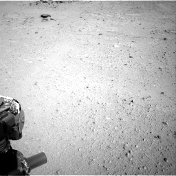 Nasa's Mars rover Curiosity acquired this image using its Right Navigation Camera on Sol 409, at drive 240, site number 17