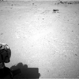 Nasa's Mars rover Curiosity acquired this image using its Right Navigation Camera on Sol 409, at drive 276, site number 17