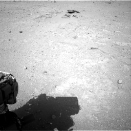 Nasa's Mars rover Curiosity acquired this image using its Right Navigation Camera on Sol 409, at drive 330, site number 17