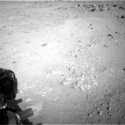 Nasa's Mars rover Curiosity acquired this image using its Right Navigation Camera on Sol 409, at drive 510, site number 17