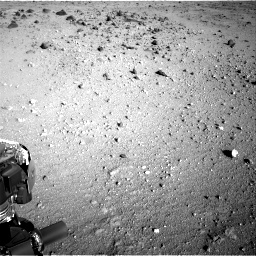 Nasa's Mars rover Curiosity acquired this image using its Right Navigation Camera on Sol 409, at drive 582, site number 17