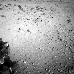 Nasa's Mars rover Curiosity acquired this image using its Right Navigation Camera on Sol 409, at drive 618, site number 17