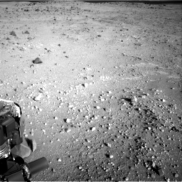 Nasa's Mars rover Curiosity acquired this image using its Right Navigation Camera on Sol 409, at drive 654, site number 17