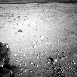 Nasa's Mars rover Curiosity acquired this image using its Right Navigation Camera on Sol 409, at drive 672, site number 17