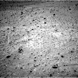 Nasa's Mars rover Curiosity acquired this image using its Left Navigation Camera on Sol 410, at drive 814, site number 17