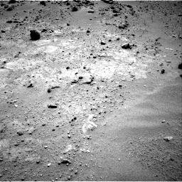 Nasa's Mars rover Curiosity acquired this image using its Right Navigation Camera on Sol 410, at drive 688, site number 17